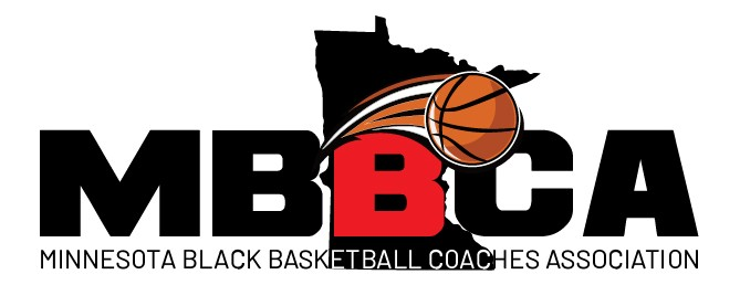 Minnesota Black Basketball Association Logo